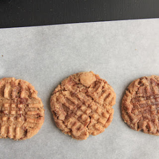 Peanut Butter and Nutella Cookies Recipe