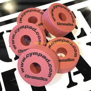 Cympad Chromatics 5-pack - Crimson