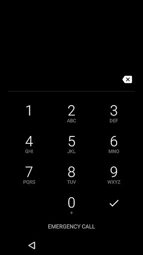 Pitch Black Wallpaper 3.1.0.1 screenshots 3