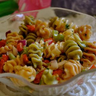 Are You Worthy of Love? and Ordinary Vegan Creamy Macaroni Salad