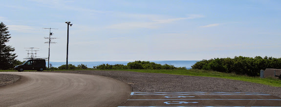 Photo: K8GP / Rover - FN00RG panorama - E->SE->S