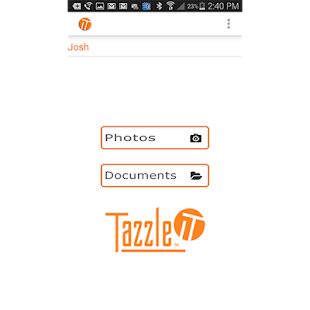 Tazzle iT (Wi-Fi)- screenshot thumbnail