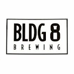 Logo for Building 8 Brewing