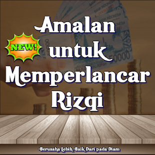 Amalan untuk Memperlancar Rizqi - náhled