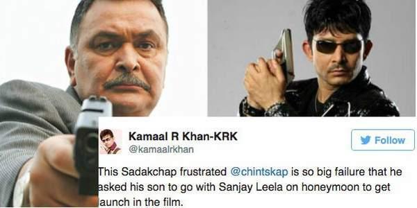 KRK, Kamaal Khan, Kamaal R Khan, Khan, Kamaal R Khan's Tweets, KRK Tweets, FIR, Controversies By KRK