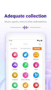 Smart Radio FM - Free Music, Internet & FM radio
