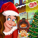 Christmas Cooking BBQ Maker icon