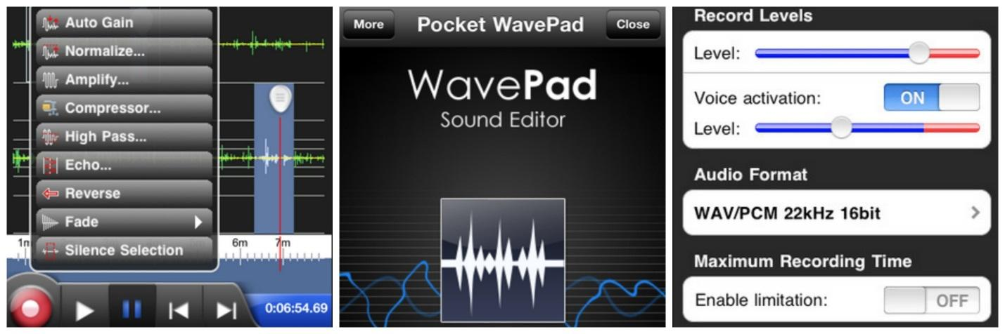 Image result for WavePad Audio Editor Free