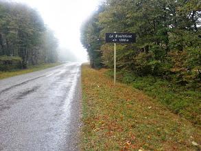 Photo: Le Breitfirst, point culminant du parcours.
