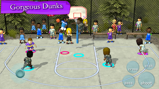 Street Basketball Association 3.1.6 screenshots 3