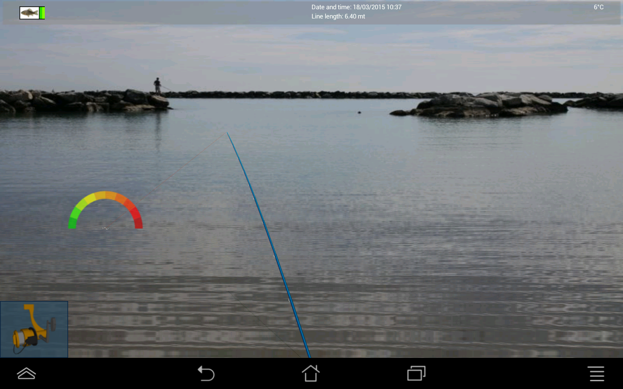 TrueFish Lite- screenshot