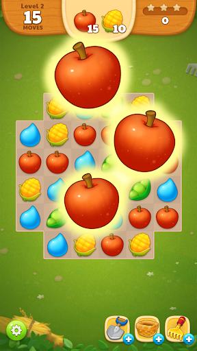 Garden Harvest Link Match apkdebit screenshots 1