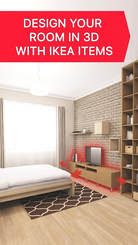3d Room Planner For Ikea Gold Apk 825 Download Free Lifestyle Apk
