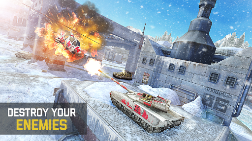 Massive Warfare: Blitz Helicopter & Tank Wars Game apkdebit screenshots 8