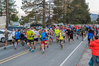 Photo: Start of race; 2015 Jemez Mountain Trail Runs, Los Alamos, NM