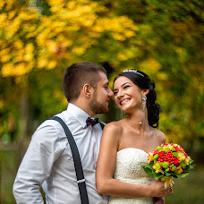 Wedding photographer Andrey Khitrov (Goodluckxx4). Photo of 04.10.2016