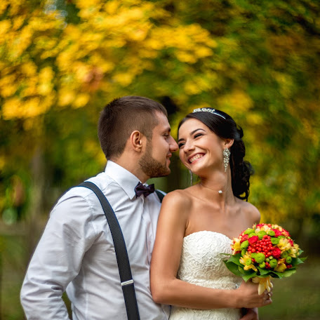 Wedding photographer Andrey Khitrov (Goodluckxx4). Photo of 04.10.2016