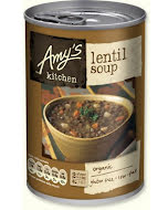 Amy's Kitchen Linsesuppe, 400 g