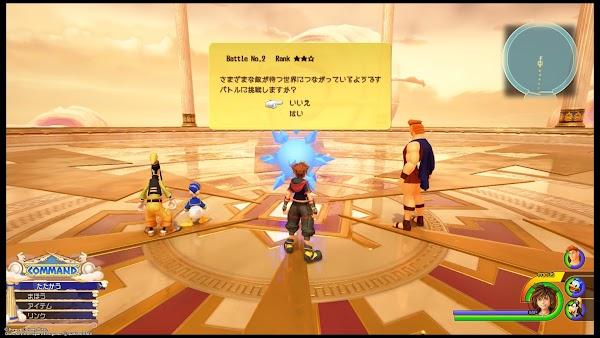 キングダムハーツ kingdom hearts III 3