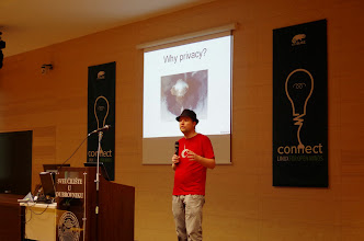 Photo: Where KDE is and where it is going, Jos Poortvliet