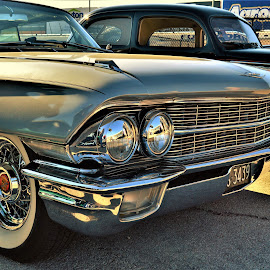 Head liner by Benito Flores Jr - Transportation Automobiles ( gm, caddy, texas, car show, goodguys,  )