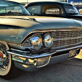 Head liner by Benito Flores Jr - Transportation Automobiles ( gm, caddy, texas, car show, goodguys,  )