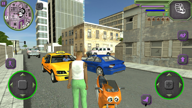 Grand Vegas Mafia Crime : Gangster Town apk screenshot