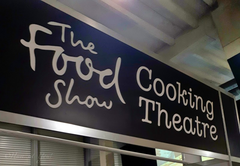 The Food Show cooking theater