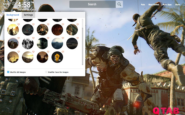 Dying Light New Tab Dying Light Wallpapers