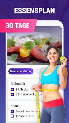 Herausforderung Gewicht verlieren in 30 Tagen