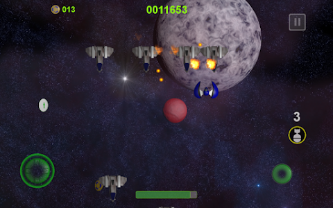 Galactiblaster: Resurrection screenshot 2