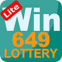 Win649 lite - lottery app icon