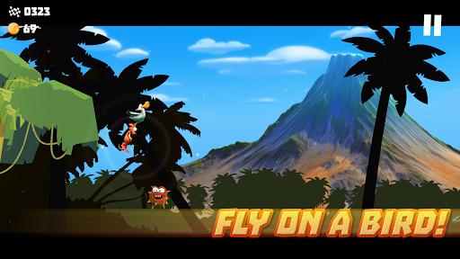 Kangoorun: Fly to the Moon android2mod screenshots 8
