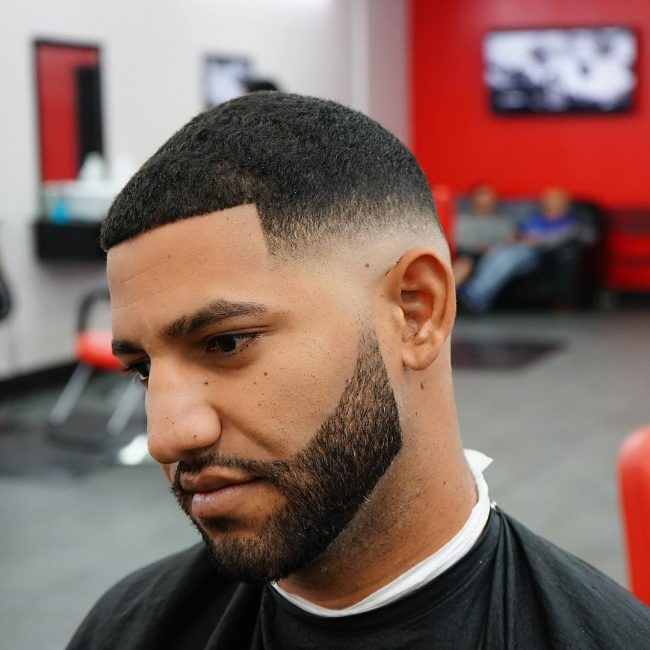 Number 2 Skin Fade