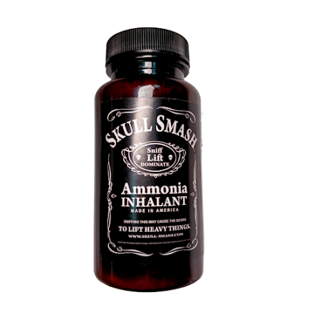 Skull Smash Ammoniak - Whiskey