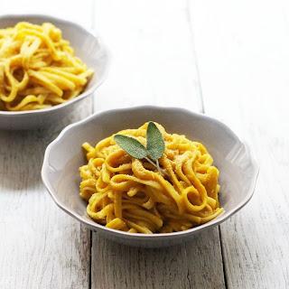 Creamy Pumpkin and Sage Pasta Recipe