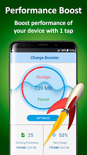 Booster for Android Screenshot