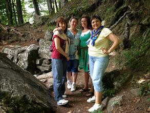 """Photo: """"Преминаването през пещерата на Иван Рилски бе като едно прераждане"""" - така нашите гости описаха изживяването."""