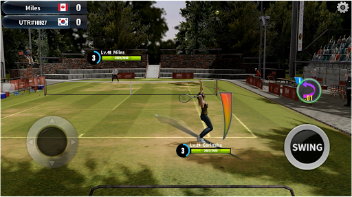 Tennis Slam: Global Duel Arena - screenshot