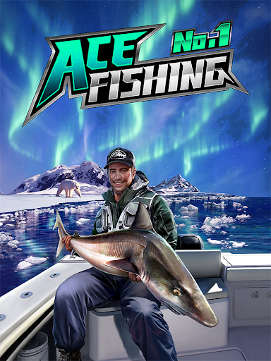 Ace Fishing - Peche en HD  captures d'u00e9cran 1