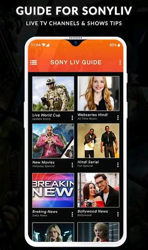 SonyLiv screenshot 2