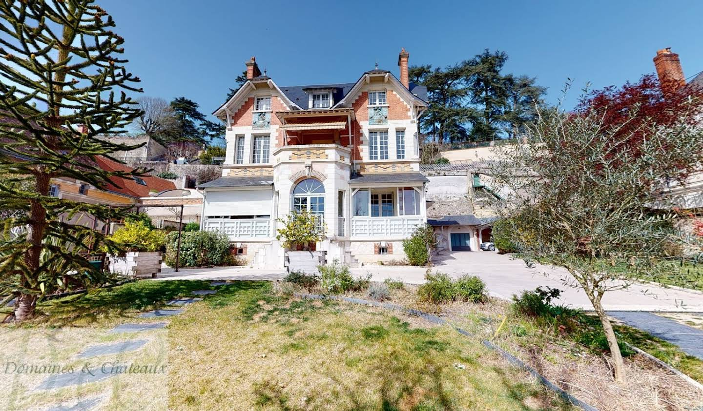 Property with pool Rochecorbon