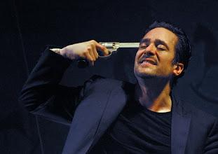 Photo: WIEN/ THEATER IN DER JOSEFSTADT: ENDLICH SCHLUSS von Peter Turrini. Premiere am 03.05.2012. Alexander Pschill. Foto: Barbara Zeininger