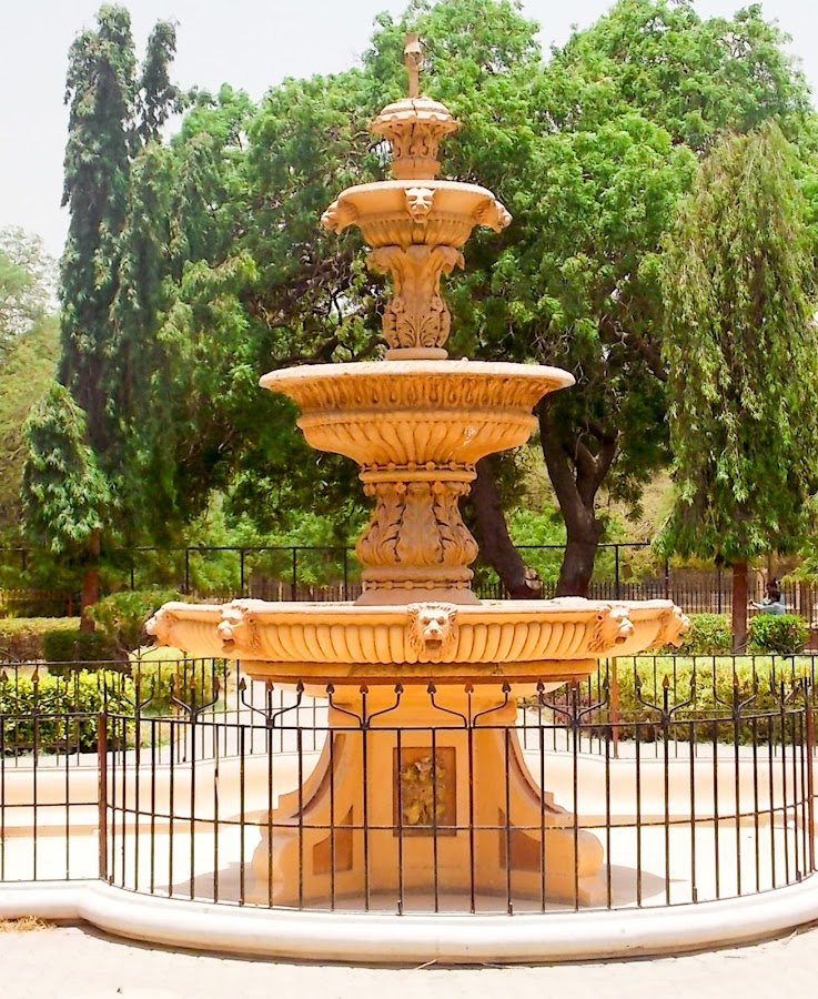 Fountain by Roshan Tabasum - Buildings & Architecture Architectural Detail ( fountain )