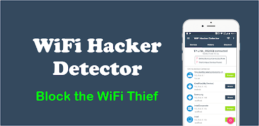 WiFi Thief Detector - Detect Who Use My WiFi - Apps on