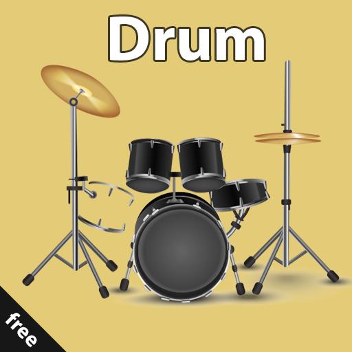 Real Drum 音樂 App LOGO-硬是要APP