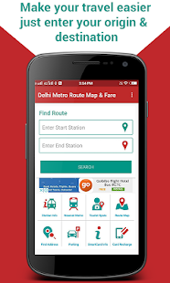 Delhi Metro Route Map & Fare, Dtc Bus Number Guide- screenshot thumbnail