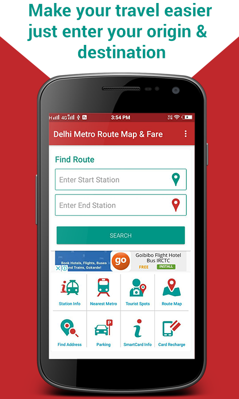 Delhi Metro Route Map & Fare, Dtc Bus Number Guide- screenshot