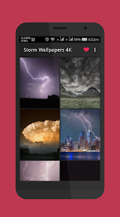 Storm Wallpapers 4K - náhled