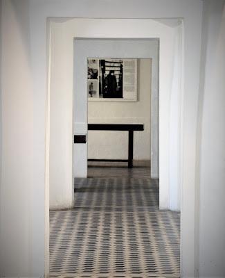 stanze in mostra di Gero